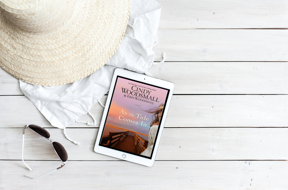 as the tide comes in cindy woodsmall book review