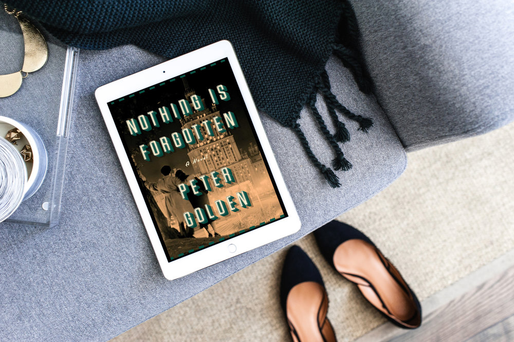 Nothing is forgotten peter golden book review