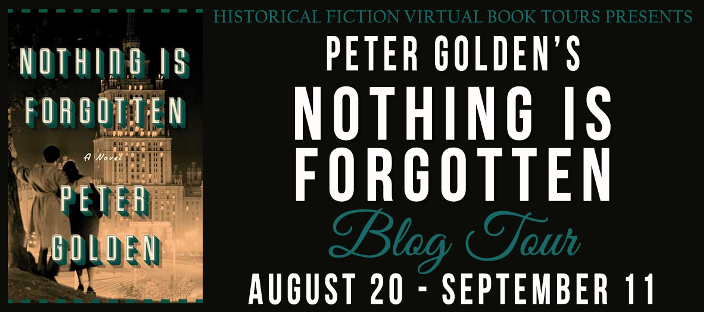 Nothing is Forgotten Blog Tour