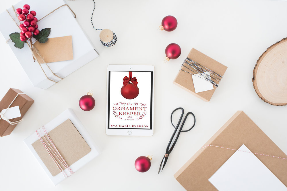 the ornament keeper Eva Marie Everson book review