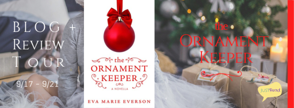 the ornament keeper blog tour