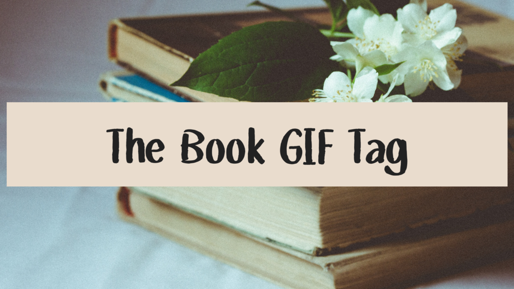 The Book GIF Tag