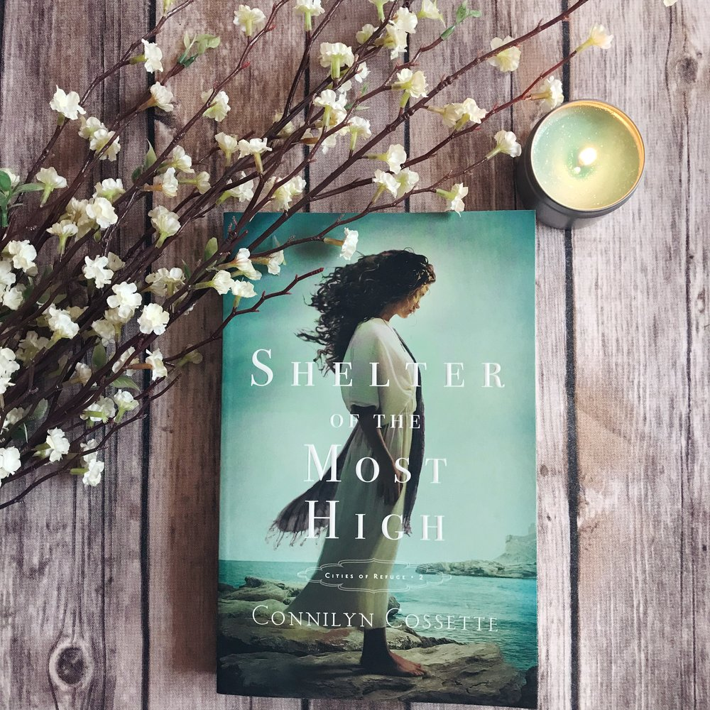 Shelter of the most high connilyn Cossette book review