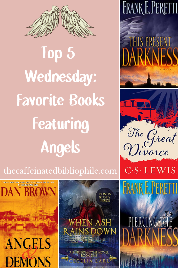 favorite books featuring angels