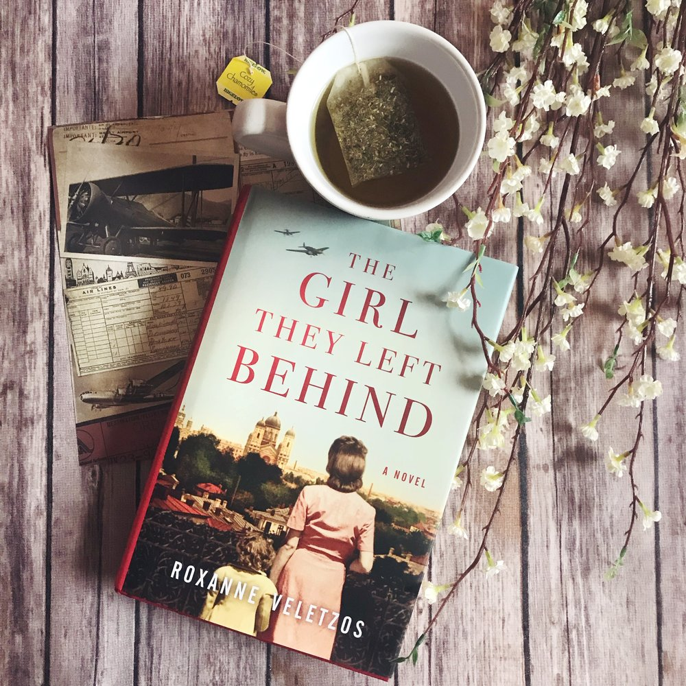 The Girl They Left Behind Roxanne Velezos book review