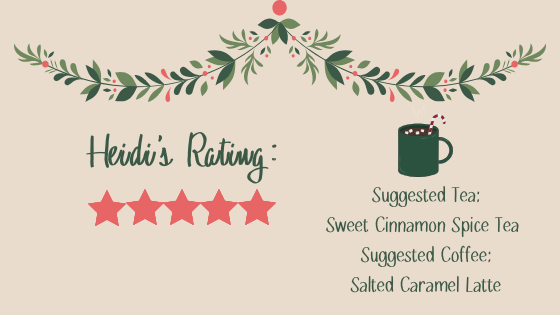 The Christmas Remedy by Cindy & Erin Woodsmall book review