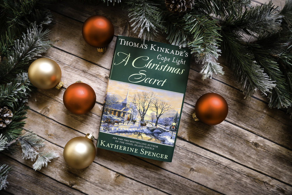 Thomas Kindade's a christmas secret katherine spencer book review