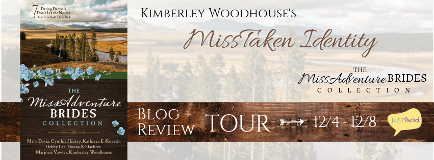 Miss Taken Identity blog tour