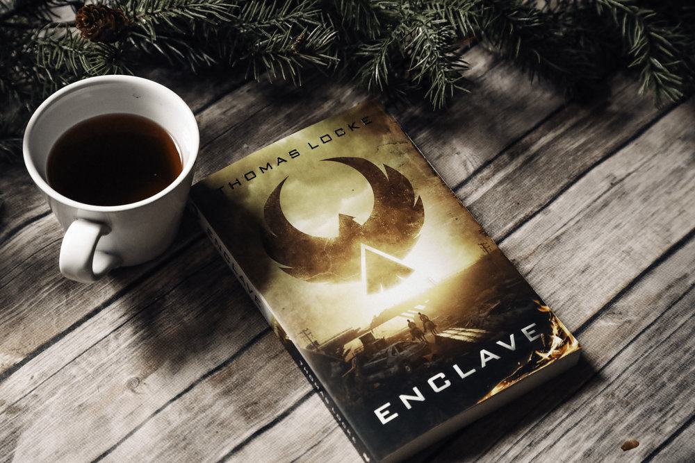 enclave thomas locke book review