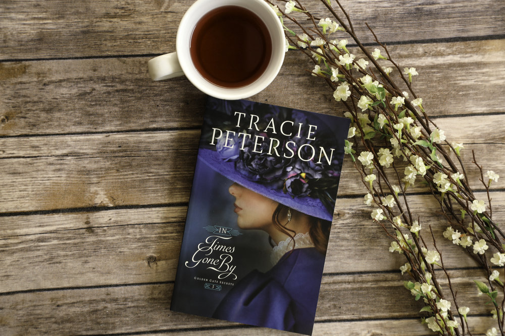 in times gone by tracie peterson book review