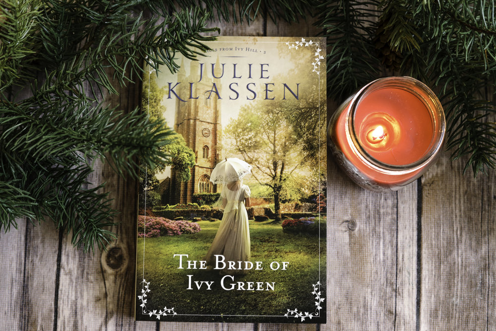 the bride of ivy green julie klassen book review