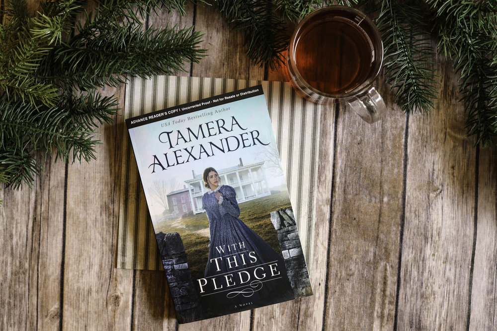 with this pledge tamera alexander book review