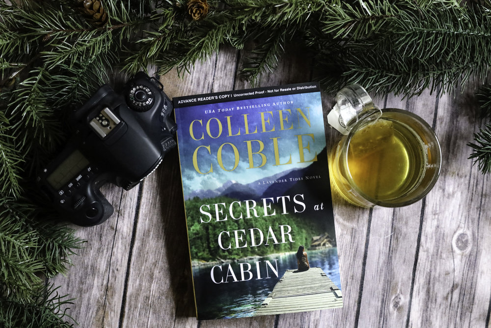 secrets at cedar cabin colleen coble book review