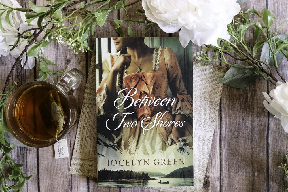 between two shores jocelyn green book review
