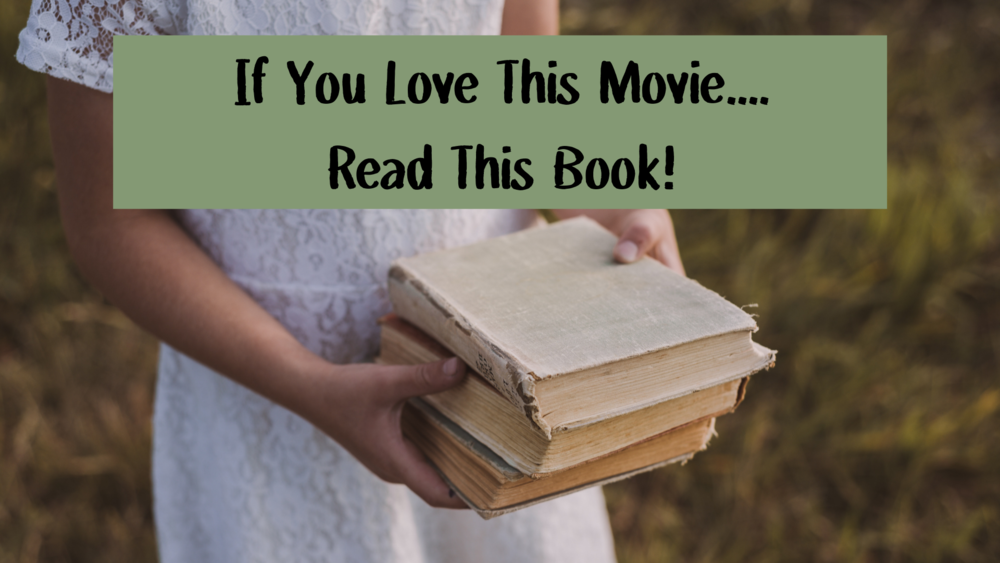 book suggestions based on movies