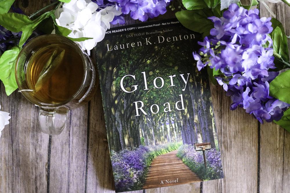 glory road lauren denton book review
