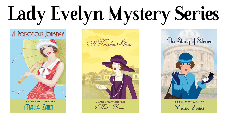 Lady Evelyn Mystery Series