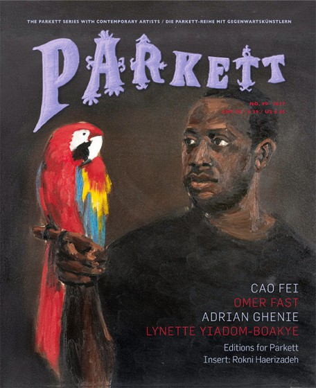 The Quiet Bohemia of Lynette Yiadom-Boakye's Paintings - Parkett 99 (2017)