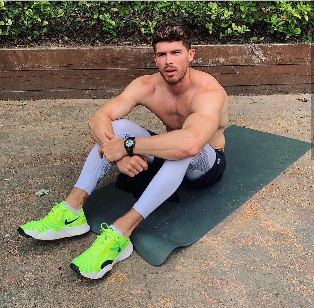 Harry Sellers Yoga Mat
