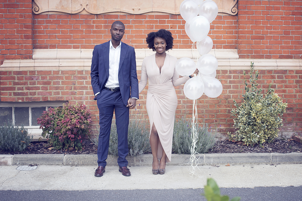 - An fun engagement photo-shoot and a beautiful fusion of Nigerian and Sierra Leone culture in a traditional engagement ceremony.