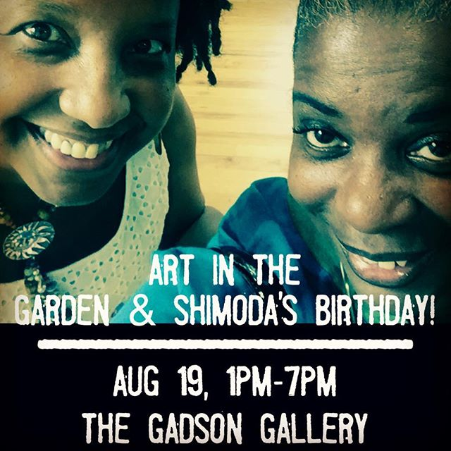We're making an impromptu event into a special day for Shimoda. Your invited. A fun day in Harlem!