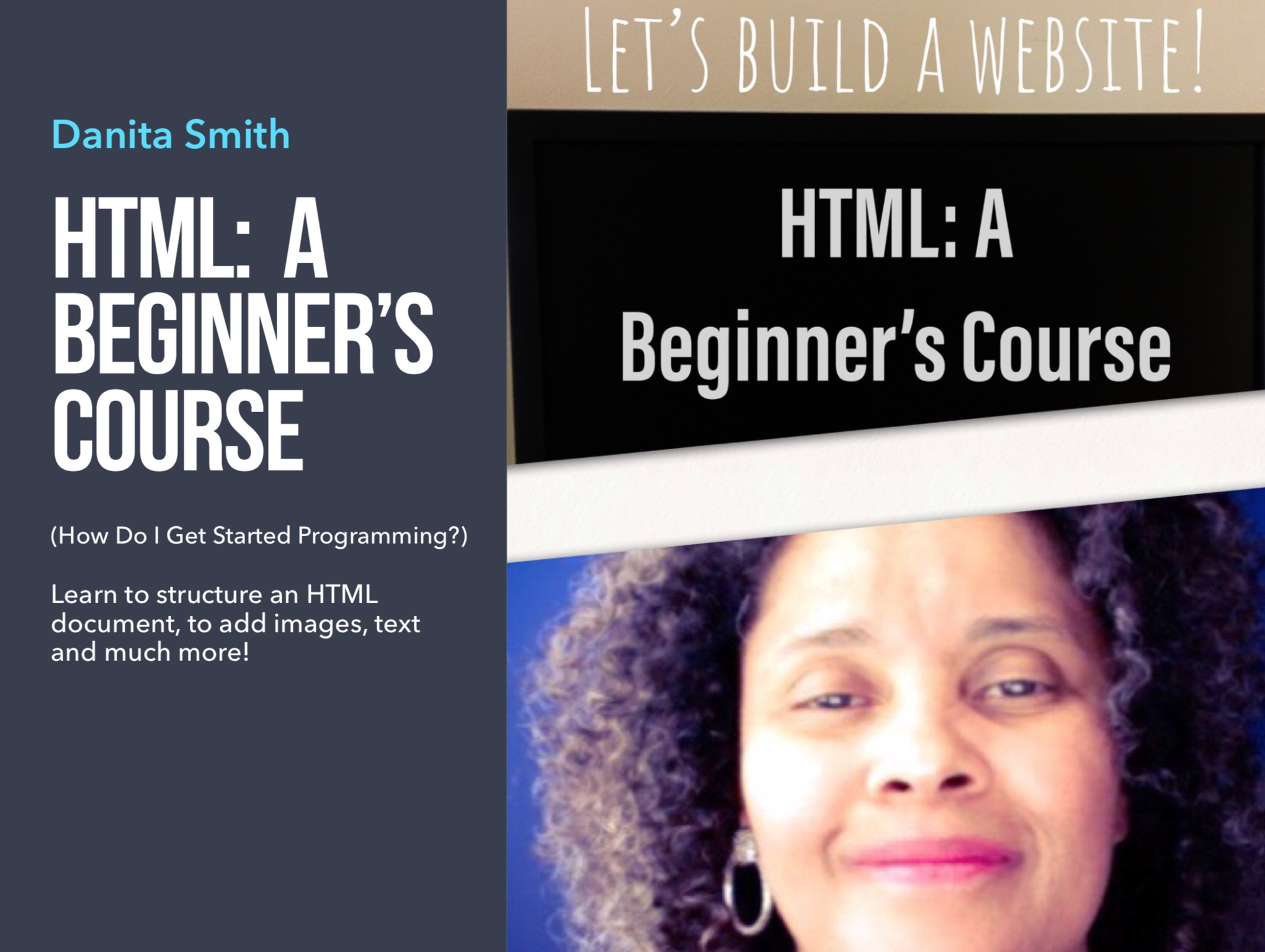 HTML: A Beginner's Course