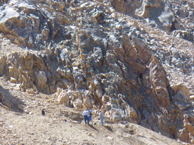 Mt. Anterio, Colorado 2008. Busse Claim
