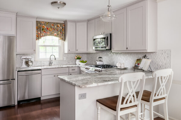 Before After A Fresh And Functional 1970s Kitchen Remodel Ckd Remodeling