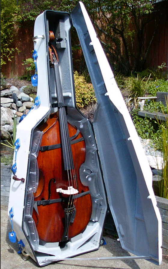 TRUNK WITH BASS
