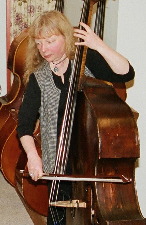 Anna Doak of  The Bass Church
