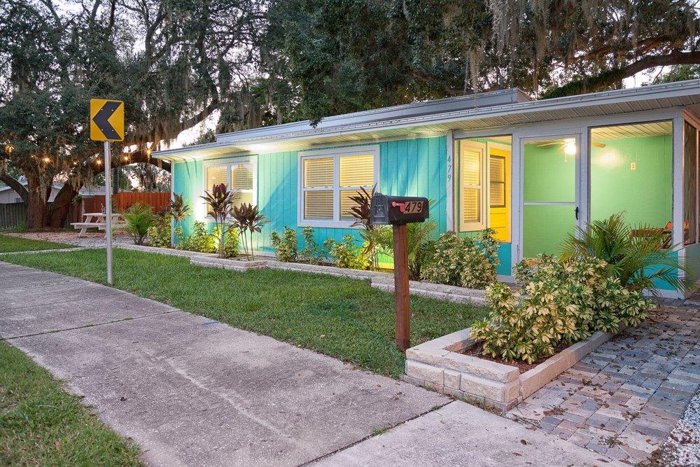 Casa Blue - Tampa Bay, Florida
