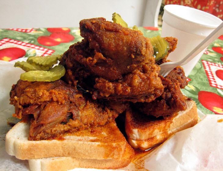 Nashville Hot Chicken Festival (Love by Nashville Vacation Home Heidtke House)