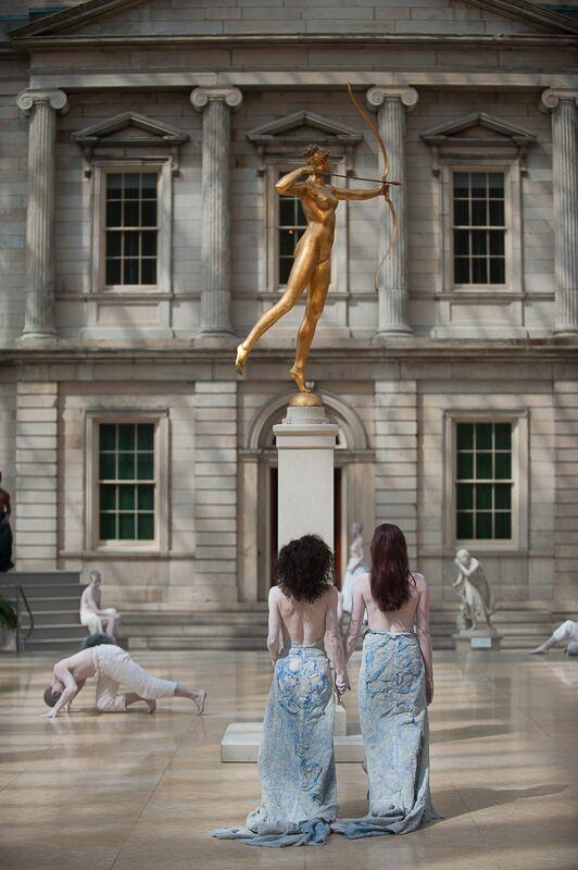 Still Moving   The Metropolitan Museum of Art  New York City  Photo by Christopher Duggan