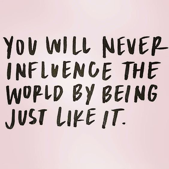 Be yourself as you truly are. You are unique so why should you be just like everyone else?  In a world that tries to force its fear on you its time to wake up and embrace your true self. Don't let others perceptions be your reality! #focusonyourself #truth #beyourself #iamenough #success #transformation #mindset #fearless #healing