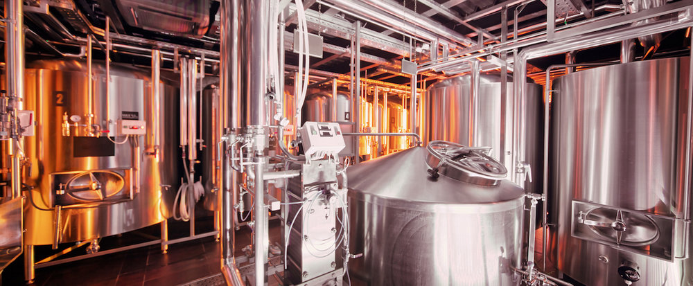 Vanguard Serves Breweries