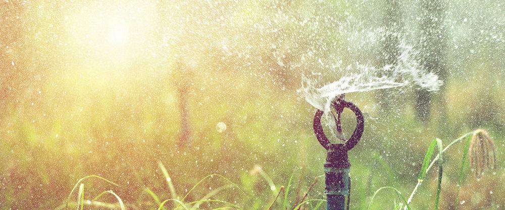 Vanguard Serves Irrigation Systems