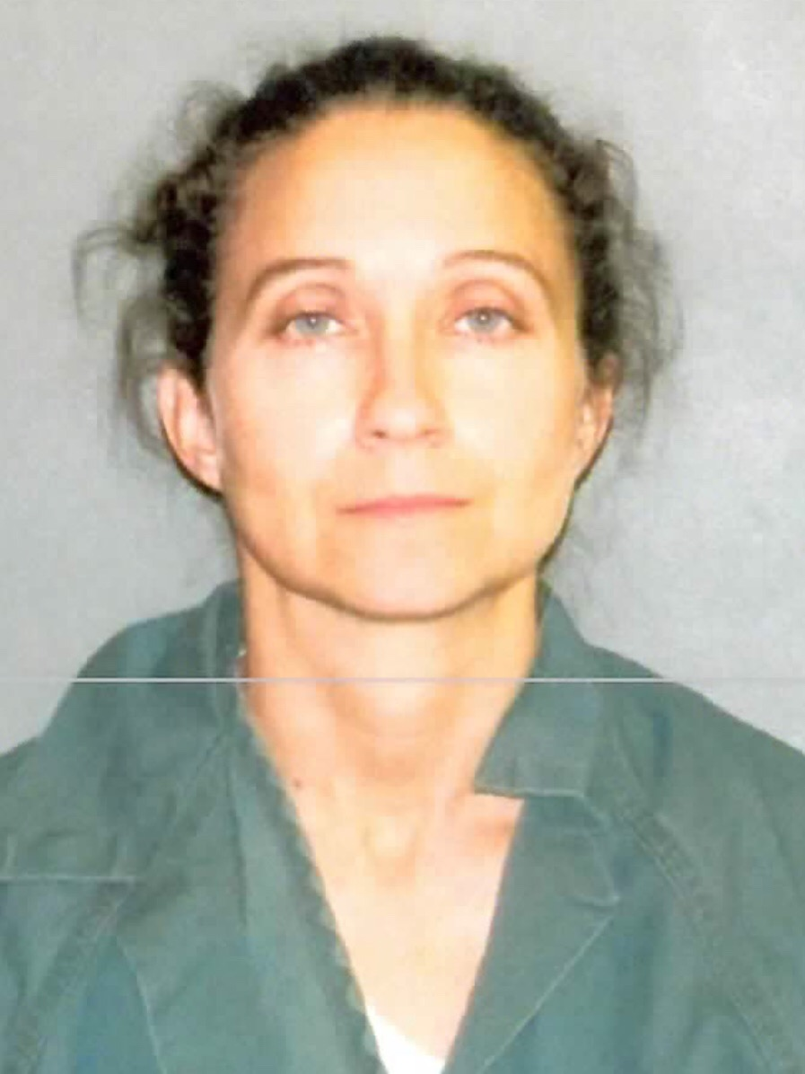 Leila Mulla's mugshot after her arrest in December, 2012