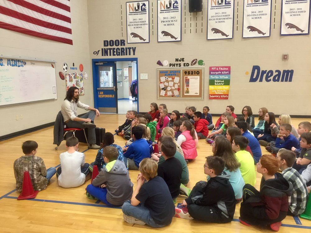 Teaching emotional wellness to elementary students in KY