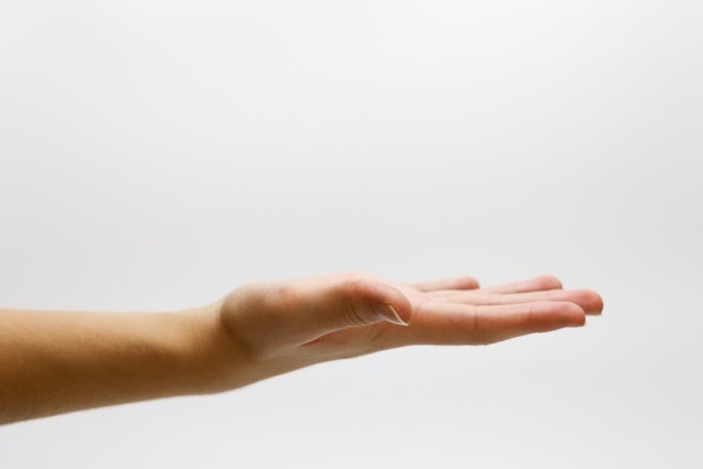 Five Finger Peace… - The clenched fist cannot shake hands. This is a simple guided visualization which can be helpful to reduce stress and take your mind off of worries and other distractions.