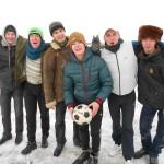 2013-1  футбольная команда дачников
