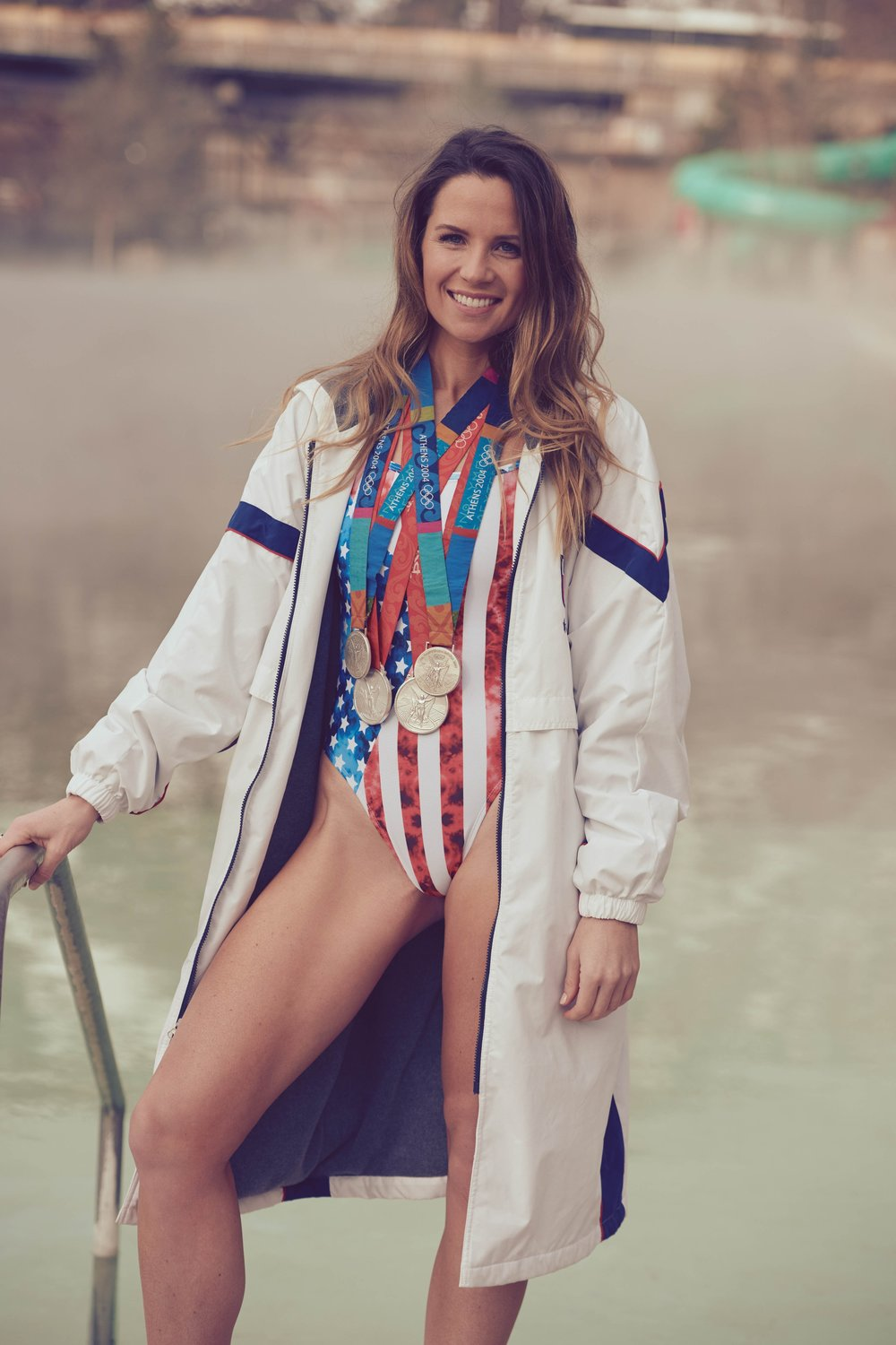 Kara Lynn Joyce  - 3-Time USA Olympian (04', 08', 12') (Swimming)Founder, LEAD Sports SummitCurrent City: Atlanta,GA
