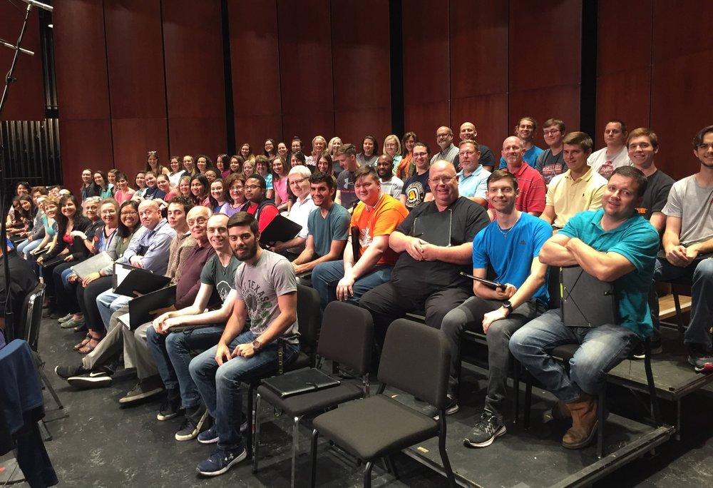 East Texas Symphony Chorus