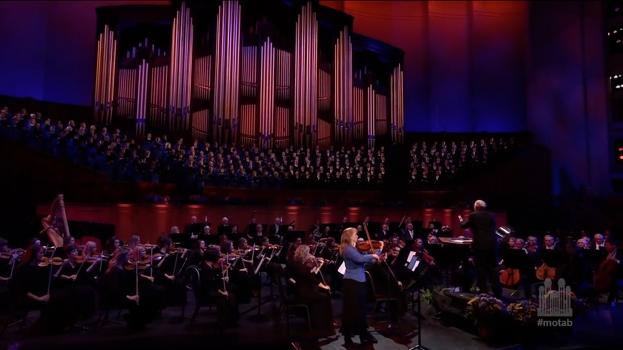 Be Thou My Vision: Music for the Tabernacle Choir — Cameron