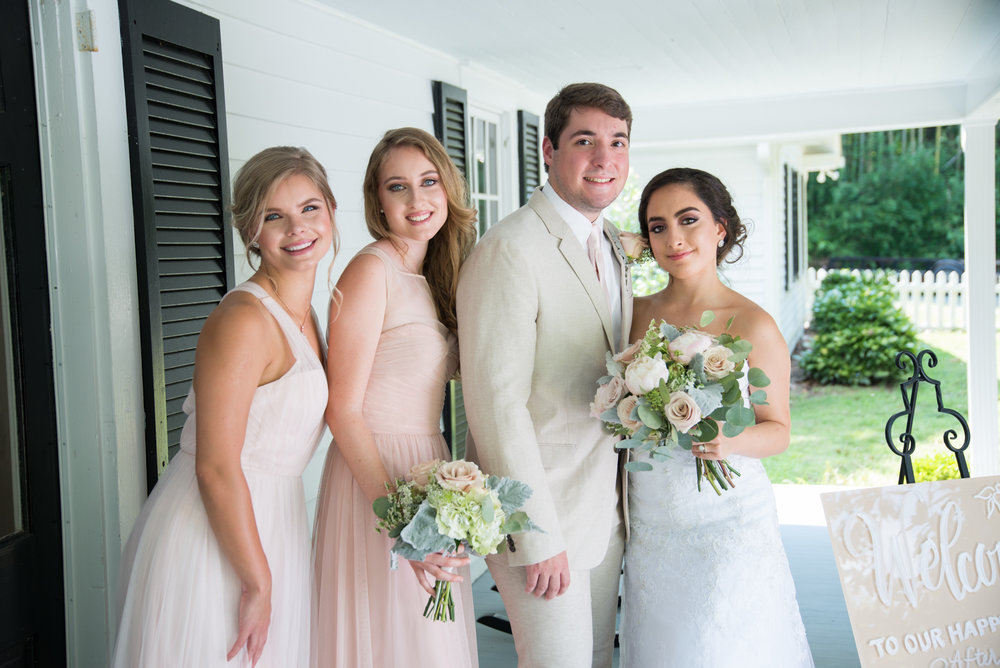 Wedding Styled at The Old Lystra Inn, Chapel Hill, NC   All photos the property of Stephen Alexander Photography©