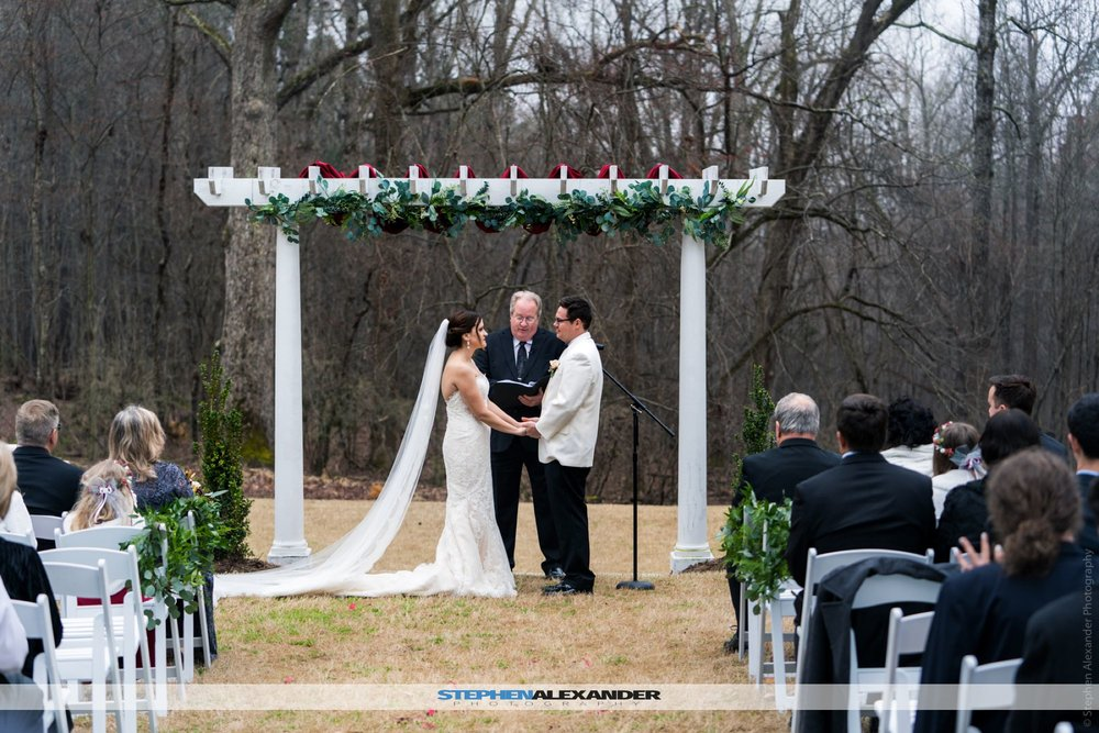 Chanon & Kelly - Classic Spring Wedding at The Old Lystra InnChapel Hill, NC