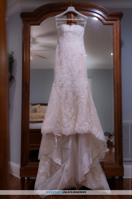 Stunning wedding dress designed by pronovias //Lana Addison Bridal