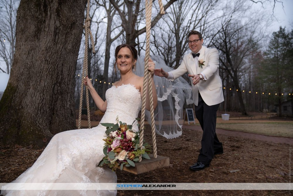 Wedding Photography by Stephen Alexander Photography, Old Lystra Inn