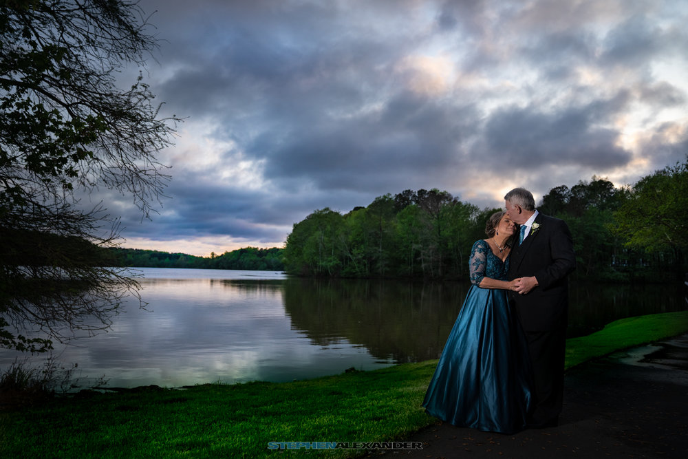 Russ & Leigh's Wedding // April 13th 2019 // Sunset Lake Lodge // Holly Springs, NC