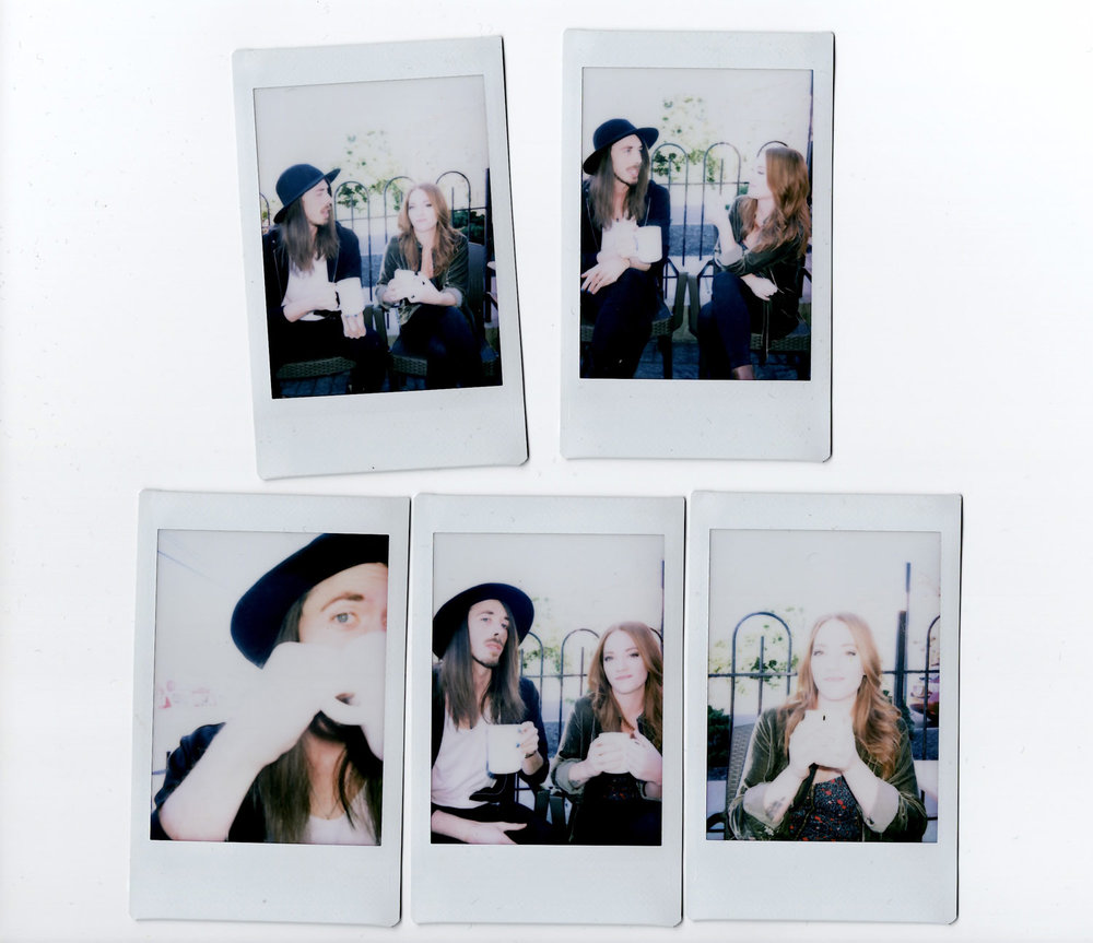 Polaroids by Jared Heveron