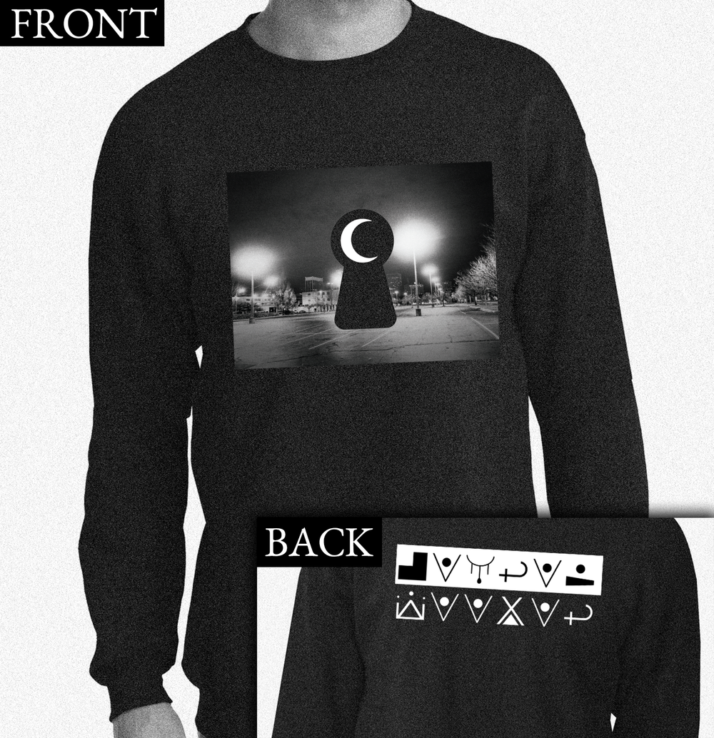 Secret Midnight Press Sweatshirt